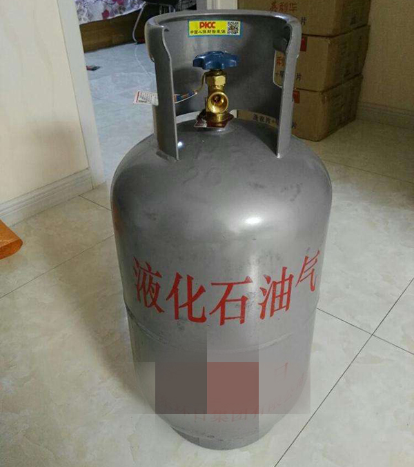 安全使用液化气