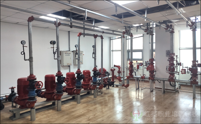 水系统实操教室